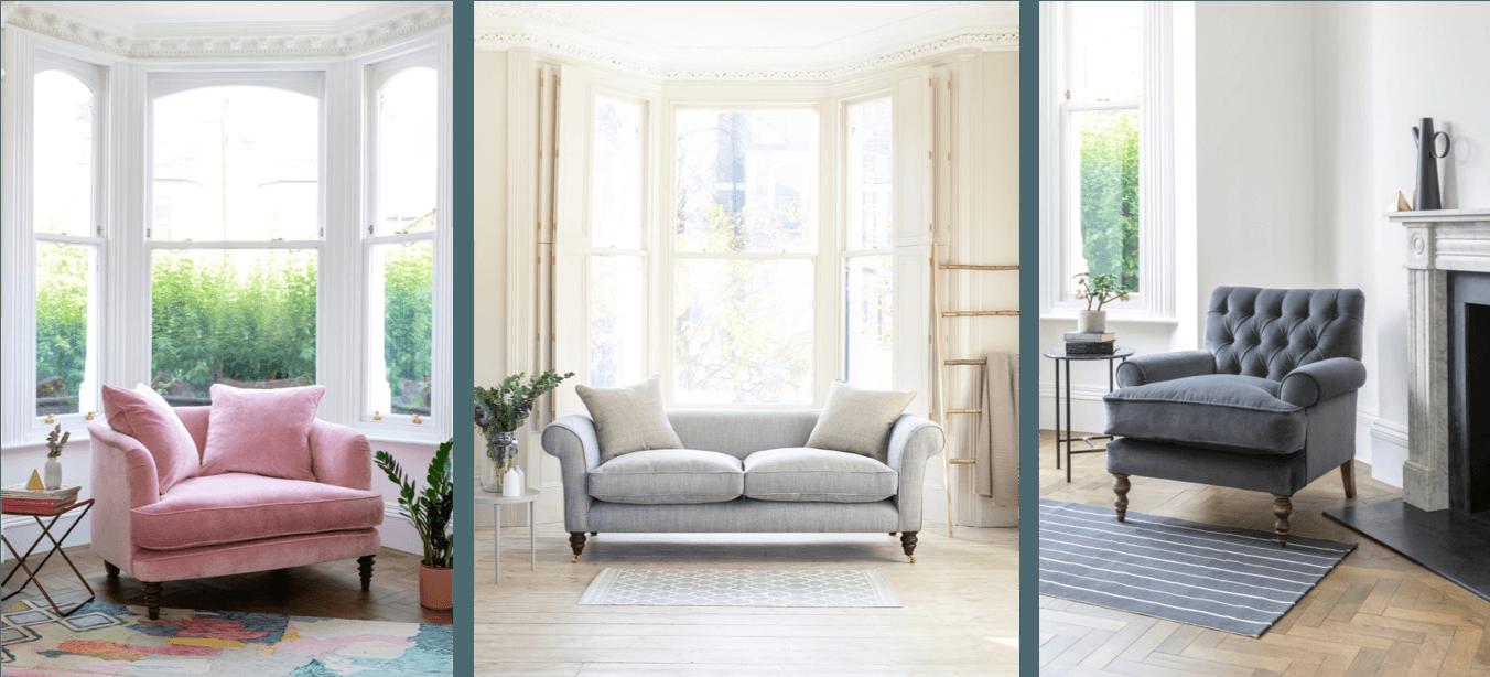 Beautiful bay window ideas - Sofas & Stuff Blog  Interior Design