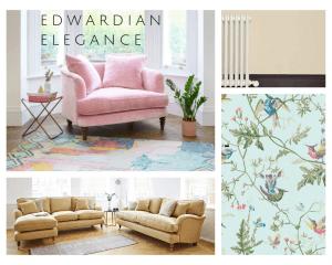 Edwardian Interiors
