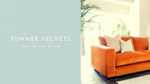 Summer Velvets Banner