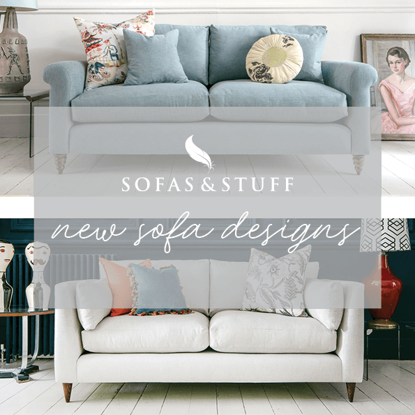 new sofa designs from Sofas and Stuff