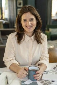 Headshot of interior designer Pippa Jameson