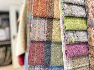 Wool fabrics for sofas